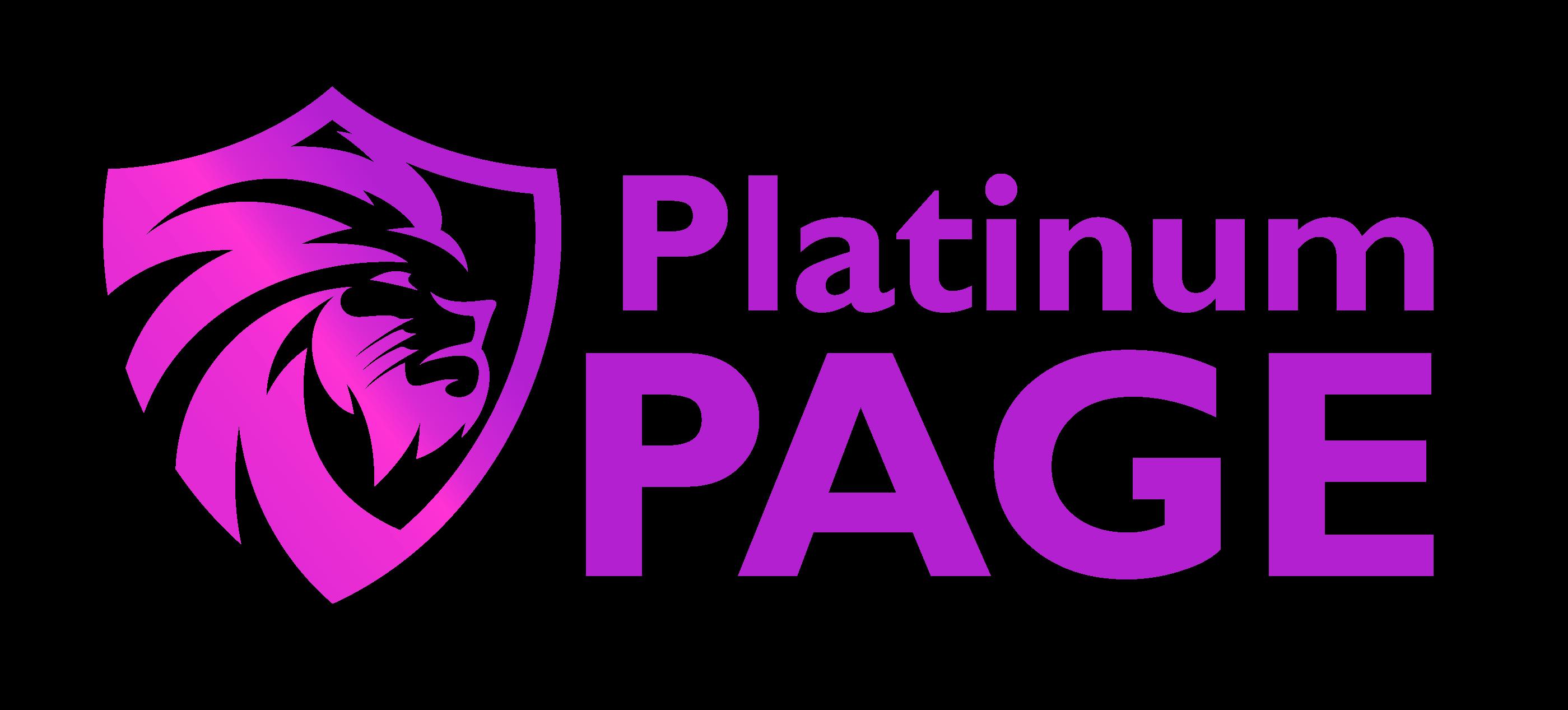 Platinum Page