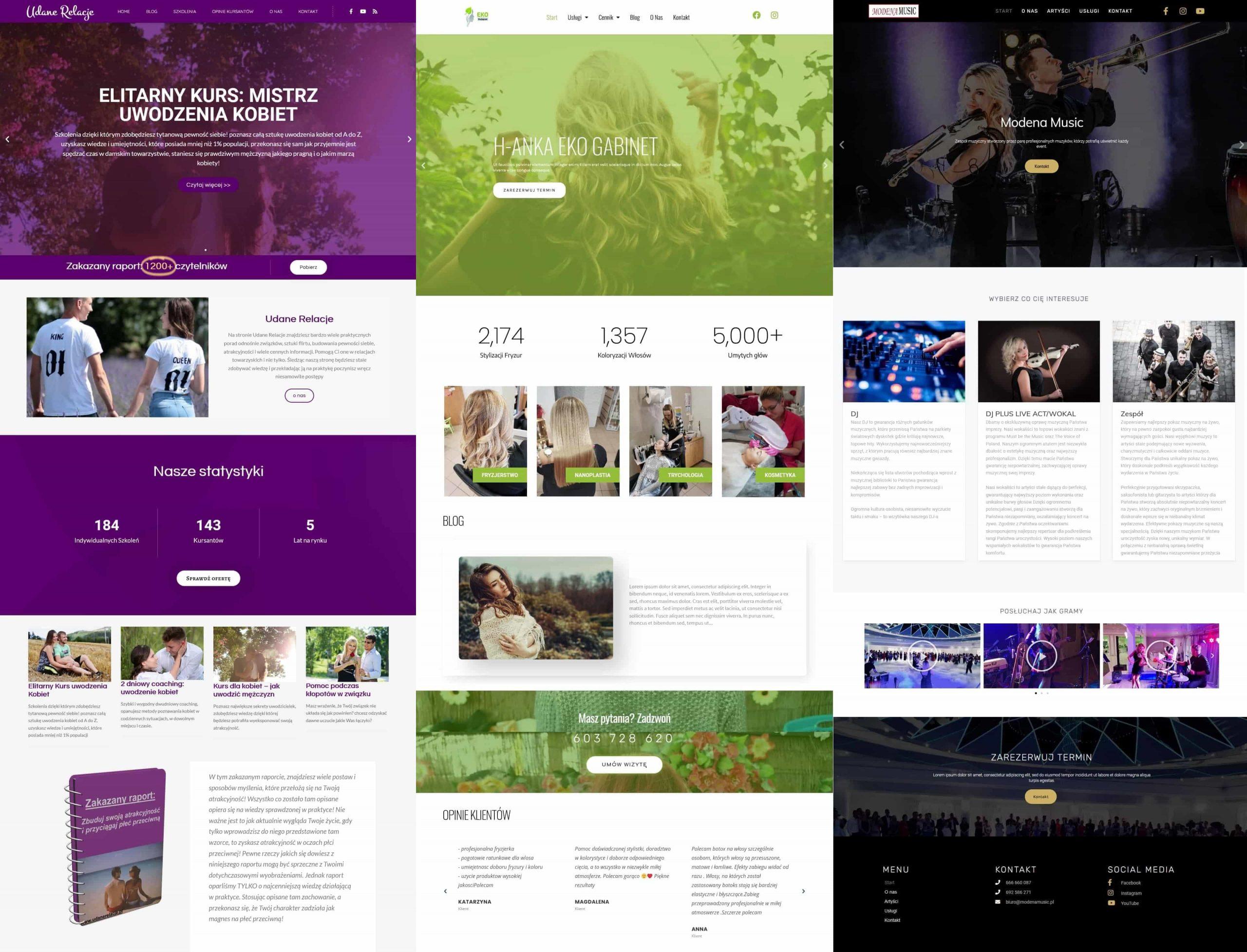 Platinum Page projektowanie stron internetowych